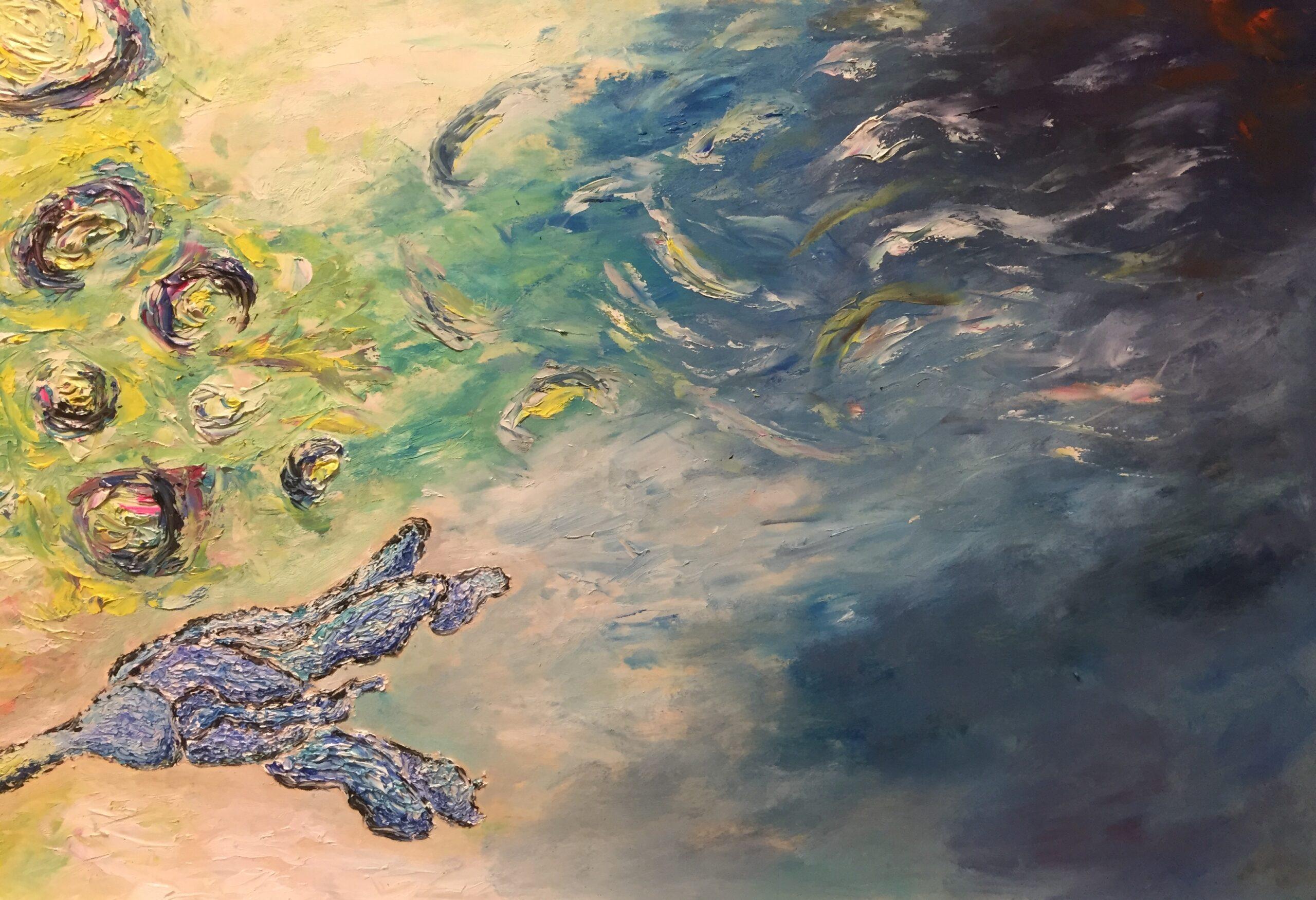 想いをカタチに 油絵・心像画家中西宇仁ホームページ